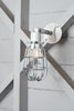 Industrial Wall Light - Outdoor Wire Cage Exterior Wall Sconce Lamp - Industrial Light Electric - 3