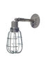 Industrial Wall Light - Outdoor Wire Cage Exterior Wall Sconce Lamp - Industrial Light Electric - 4