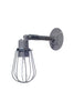 Outdoor Wall Light - Exterior Wire Cage Wall Sconce Lamp - Industrial Light Electric - 4