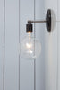 Steel Pipe Industrial Wall Sconce