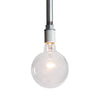 Pendant Pipe Light - Bare Bulb Lamp - Industrial Light Electric - 3