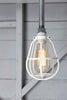 Pendant Cage Pipe Light - Industrial Light Electric - 2