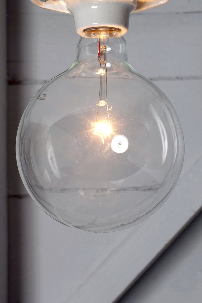 Globe Bulb - Clear - Industrial Light Electric
