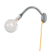 Industrial Wall Light - Plug In - Industrial Light Electric - 4
