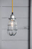 Industrial Cage Pendant Light - Industrial Light Electric - 1