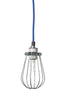 Wire Cage Pendant Light - Industrial Light Electric - 2