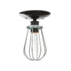Industrial Modern Lighting - Wire Cage Light - Ceiling Mount - Industrial Light Electric - 2