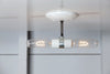 Semi Flush Mount Industrial Double Ceiling Light - Industrial Light Electric - 2