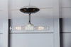 Double Ceiling Light - Semi Flush Mount - Industrial Light Electric - 2