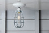 Ceiling Mount Cage Light - Industrial Light Electric - 3