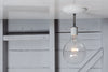 Semi Flush Mount Industrial Ceiling Light - Industrial Light Electric - 3