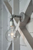 Industrial Wall Sconce Light - Bare Bulb Pipe Lamp - Industrial Light Electric - 1