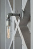 Industrial Wall Sconce Light - Bare Bulb Pipe Lamp - Industrial Light Electric - 3