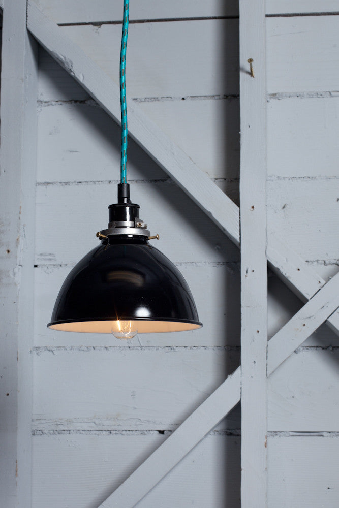 Metal Shade Industrial Pendant - Industrial Light Electric - 1