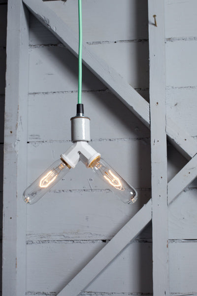 Double Pendant Light - Industrial Light Electric - 1
