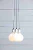 Bare Bulb Chandelier - Farmhouse