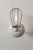 Industrial Wall Lamp - Wire Cage Wall Sconce Lamp - Industrial Light Electric - 3