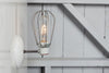 Industrial Wall Lamp - Wire Cage Wall Sconce Lamp - Industrial Light Electric - 5