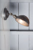 Industrial Lighting - Metal Shade Wall Sconce - Angled Lamp - Industrial Light Electric - 1