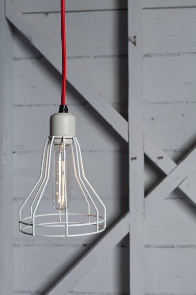 Cage Pendant Light - Industrial Light Electric - 1