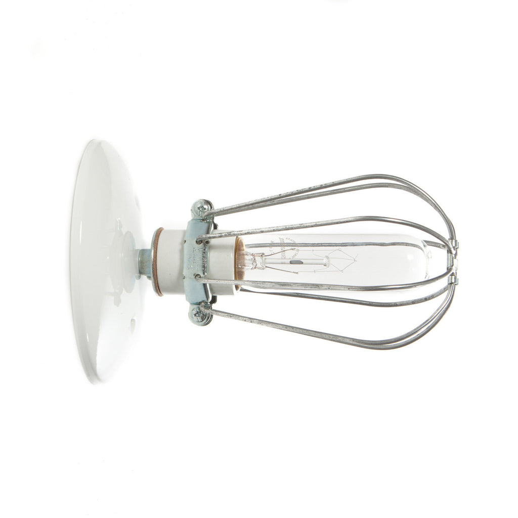 Cage Wall Sconce Light - Industrial Light Electric - 3