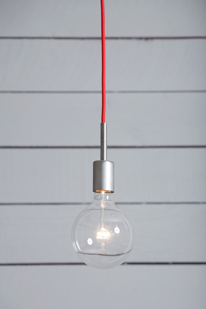 Industrial Steel Pendant Light - Mid Century - Industrial Light Electric - 1