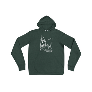 'New England Forever' Softest Fleece Hoodie