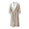 Dual-Layer Microfiber Robes for Ladies