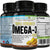 Highly Popular 2000 MG Fish Oil Omega-3 Supports Heart, Brain, Joints & Immune