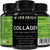 Advanced Collagen Pills, Type 1, 2 and 3, Anti Aging Joint Formula - Boosts Hair, Nails and Skin Health