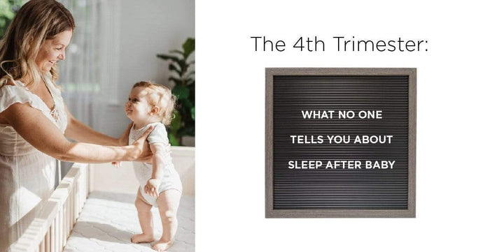The 4th Trimester: What No One Tells You About Sleep After Baby
