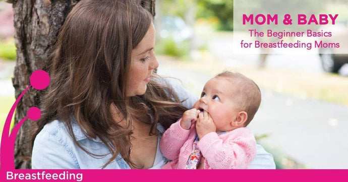 Mom & Baby: The Beginner Basics For Breastfeeding Moms