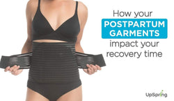 Speed up Postpartum Recovery with Activated Bamboo Charcoal in Compression Garments