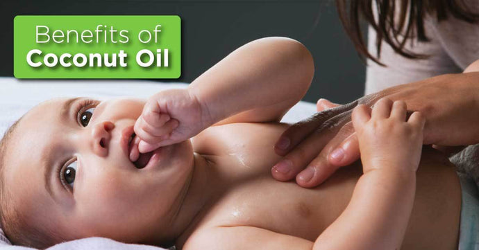 Benefits of Coconut Oil for Breastfeeding Moms