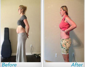 The Reality of Your Postpartum Belly After Baby