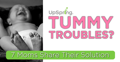 Tummy Troubles? 7 Moms Share their Solution