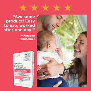 Probiotic and Colostrum Powder for Kids and Babies