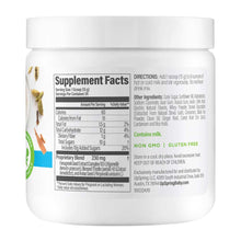 Milkflow Drink Mix Chai Latte Supplement Facts