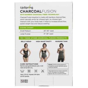 Charcoal Fusion Belly Slimming Boyshort
