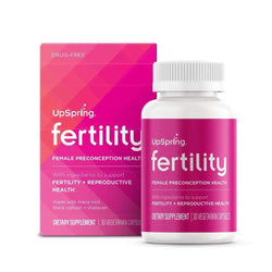 UpSpring Fertility for Women Capsules