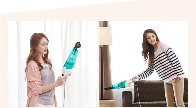 LifePro VC6000 2-in-1 Vacuum Cleaner/Compact with High Power/18 Months SG Warranty
