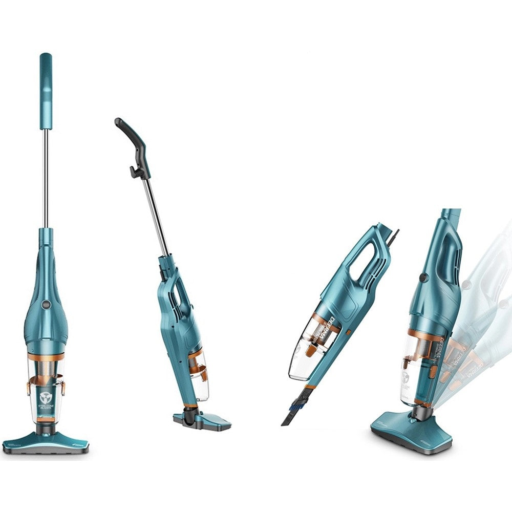 LifePro VC8000 2-in-1 Vacuum Cleaner/Compact with High Power/18 Months SG Warranty