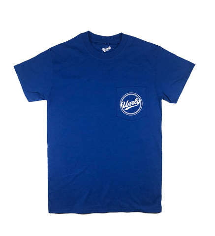UNRLY POCKET T - ROYAL - UNRLY