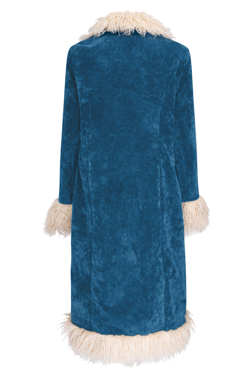 REVERSIBLE HIMALIA COAT - CHOOSE 2 CORD COLOURS