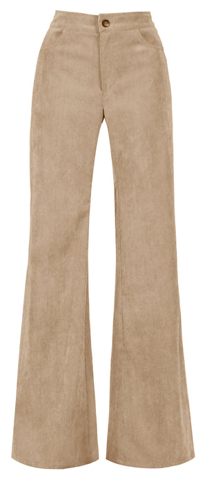 LUNA CORD TROUSERS