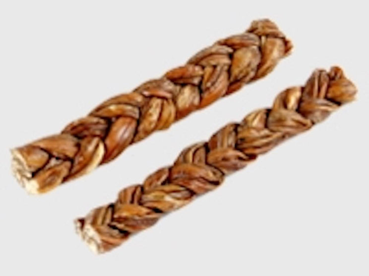 "Buffalo 6"" Braided Pizzle (1kg)"