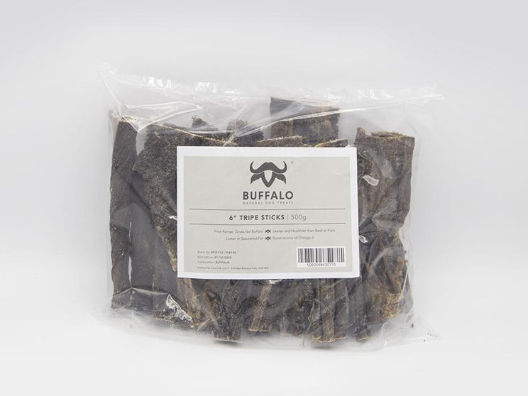 Buffalo Tripe Stick (500g)