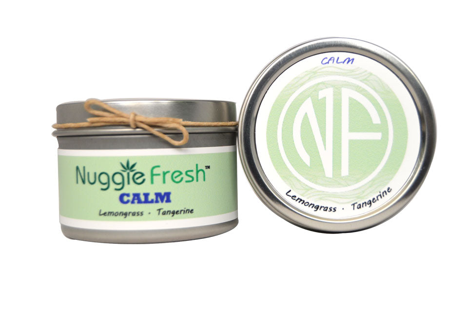 Nuggie Fresh Candle - Calm
