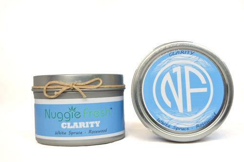 Nuggie Fresh Candle - Clarity