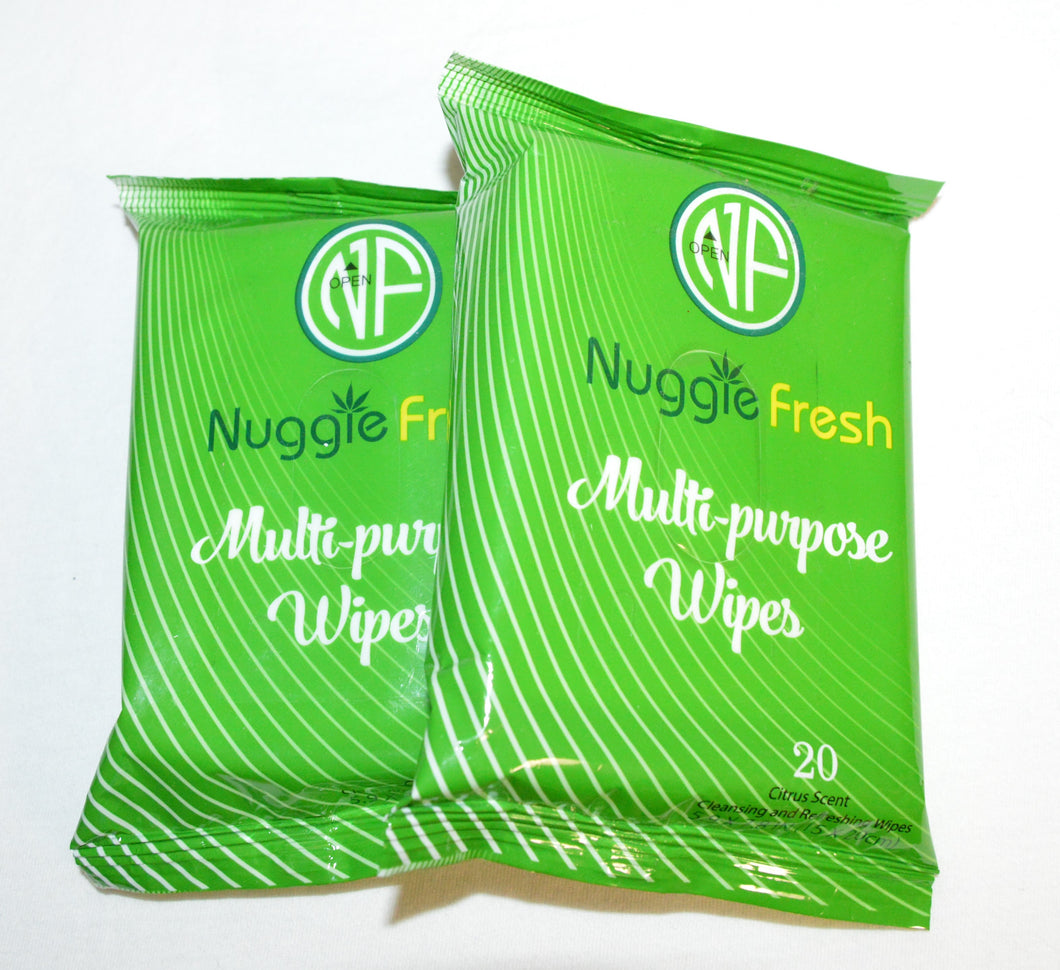 Nuggie Fresh Multi-Purpose Wipes